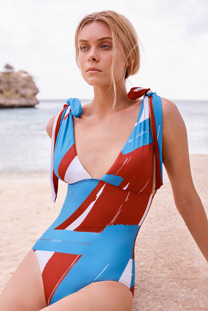 EVE - Bow Tie One Piece