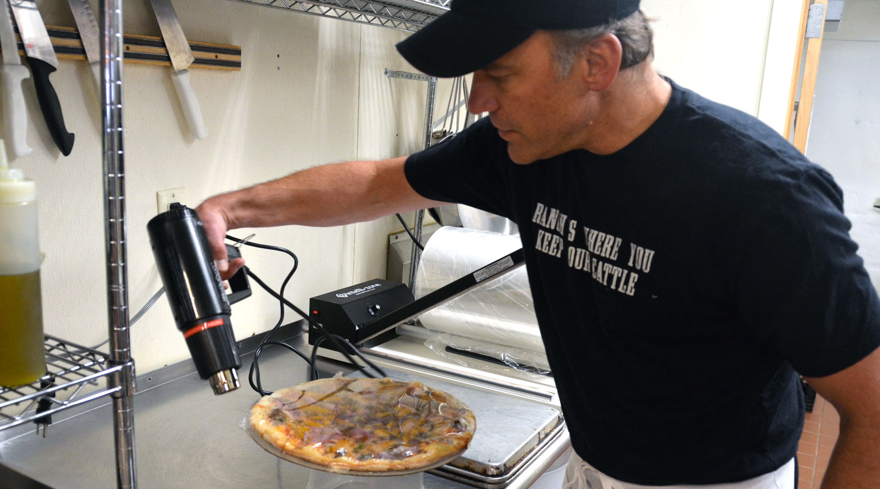 Fire Up Your Oven: Pizzeria Caldera Launches Frozen Pizza Line
