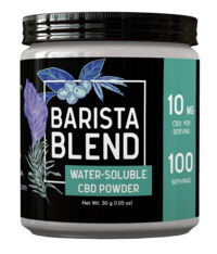 Barista Blend Water-Soluble CBD Powder