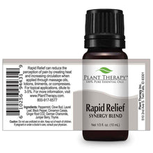 Load image into Gallery viewer, Rapid Relief Synergy Essential Oil