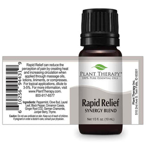 Rapid Relief Synergy Essential Oil