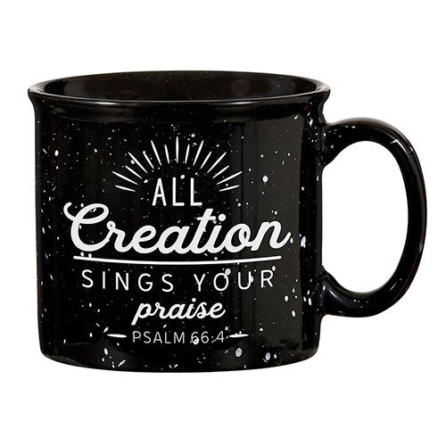 Campfire Mug - All Creation Sings Your Praise