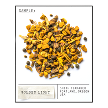 Load image into Gallery viewer, Golden Light - Organic Herbal Infusion