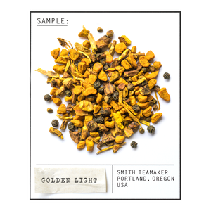 Golden Light - Organic Herbal Infusion