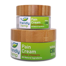 Load image into Gallery viewer, All-Natural Extra Strength CBD Pain Cream