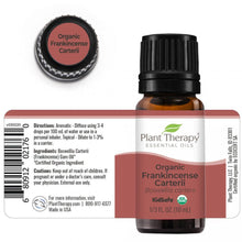 Load image into Gallery viewer, Organic Frankincense Carterii Essential Oil