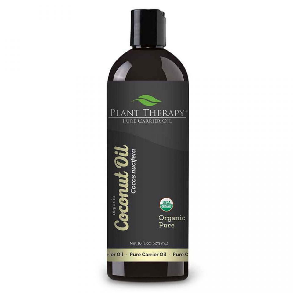 Organic Fractionated Coconut Carrier Oil