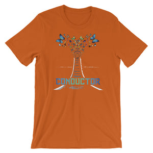 Short-Sleeve Unisex T-Shirt CONDUCTOR