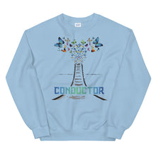 Load image into Gallery viewer, Unisex Sweatshirt CONDUCTOR