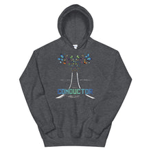 Load image into Gallery viewer, Unisex Hoodie CONDUCTOR