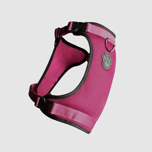 Canada Pooch Everything Mesh Harness Pink