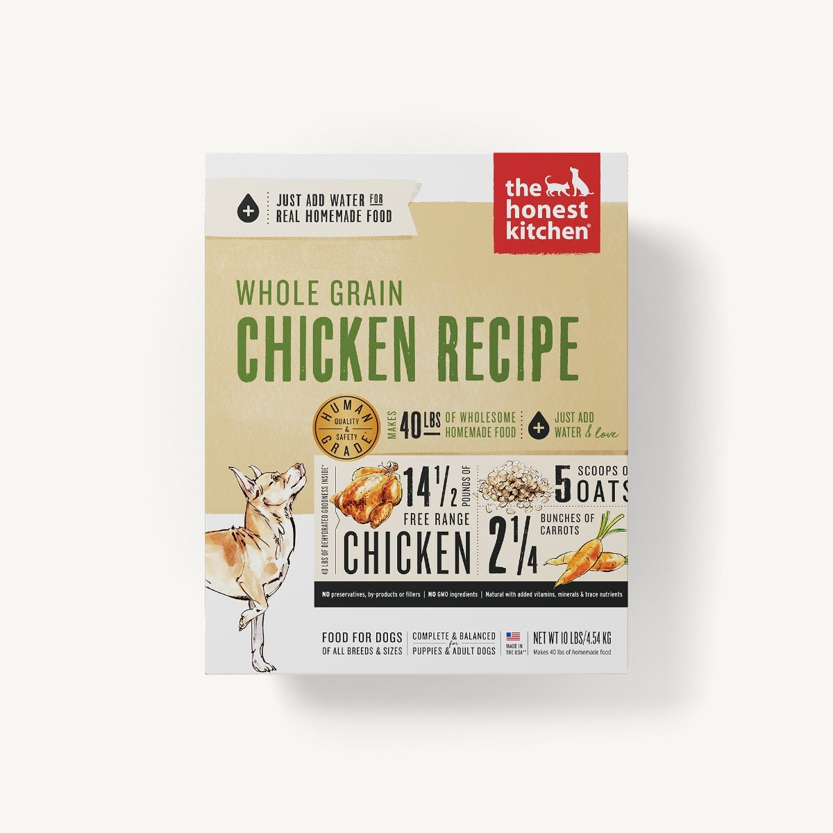 Honest Kitchen Dehydrated Whole Chicken Recipe