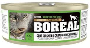 Boreal Cobb Chicken and Canadian Duck Pate