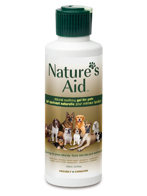 Nature's Aid Soothing Gel