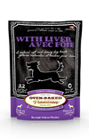 Oven Baked Dog Treats – Soft & Chewy Liver Dog Treats