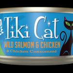 Tiki Cat Napili Luau Wild Salmon & Chicken