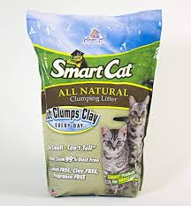 Smart Cat Multi-Cat Clumping Grass Cat Litter