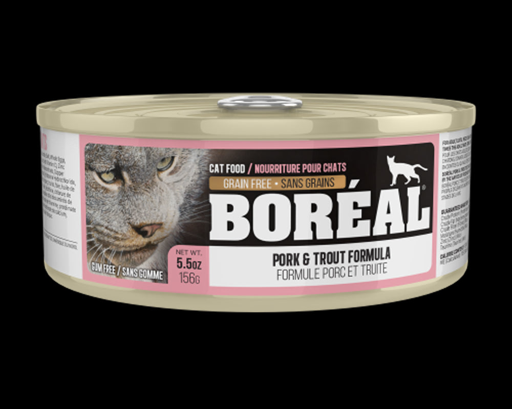 Boreal Pork and Trout
