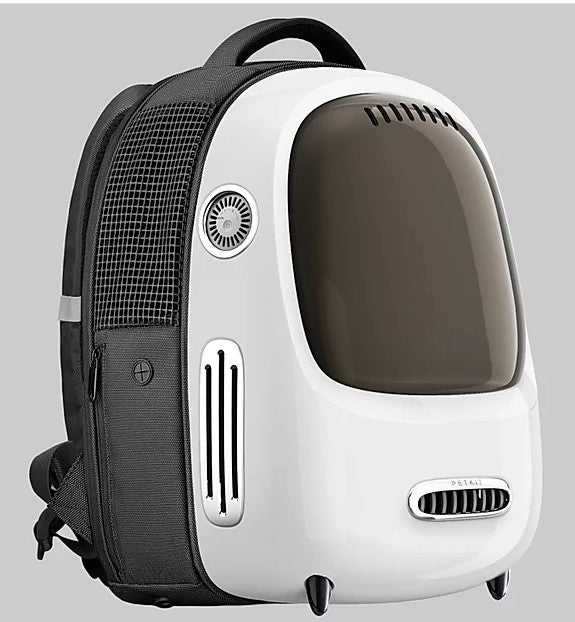 Pet Kit Breezy Cat Carrier (Built-in fan and light)