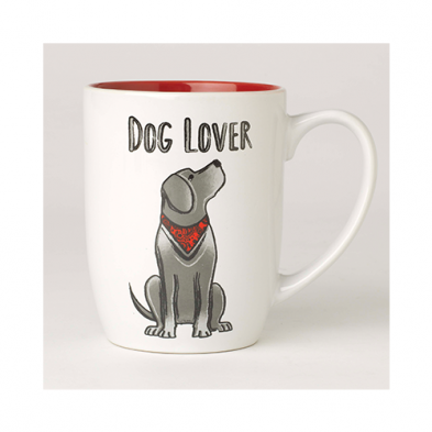 PetRageous Dog Lover Mug