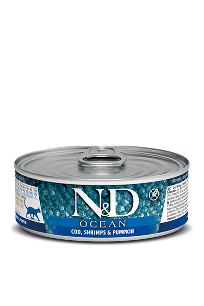 N&D Cod, Shrimp & Pumpkin Adult Wet Food
