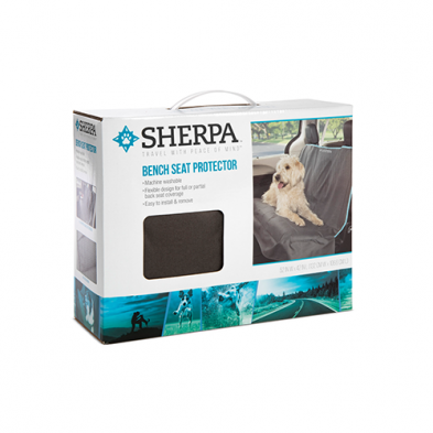 Sherpa Bench Seat Protector