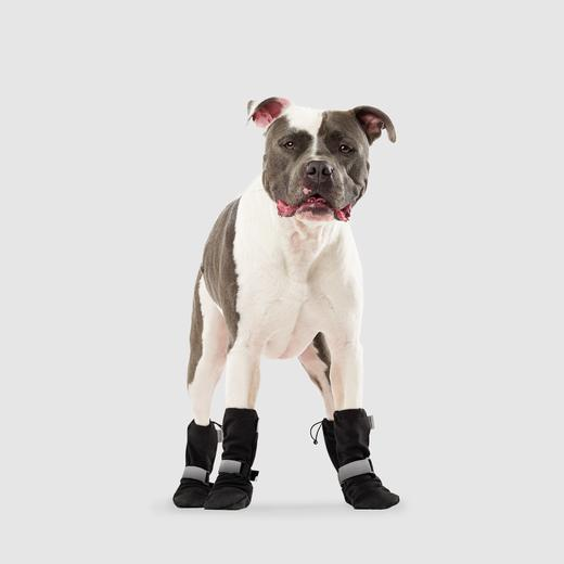 Canada Pooch Soft Shield Boots Black