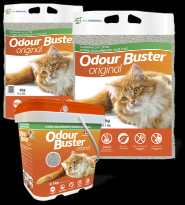 Odour Buster Original Cat Litter