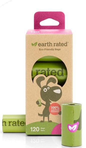 Earth Rated Poop Bags Lavender Scent
