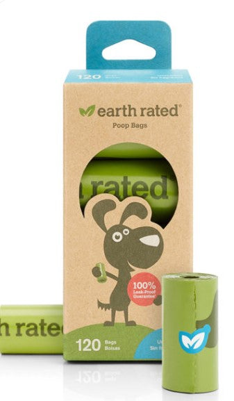 Earth Rated Poop Bags Unscented