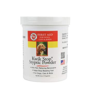 Miracle Corp Kwik Stop Styptic Powder