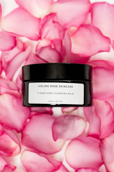 Flower Gems Cleansing Balm