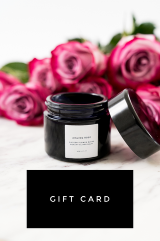 Aisling Rose Skincare Giftcard