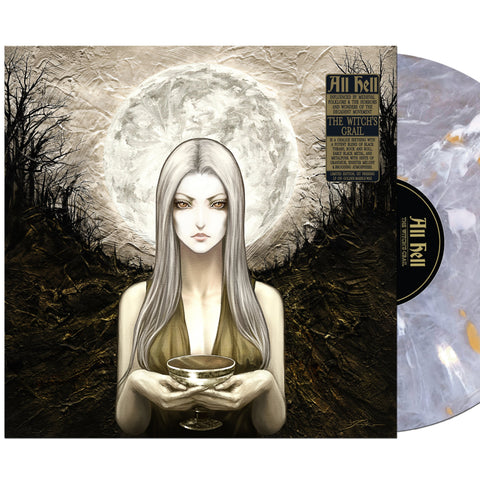 ALL HELL - The Witch's Grail (Prosthetic Records)ALL HELL - The Witch's Grail (Prosthetic Records) ALL HELL - The Witch's Grail (Prosthetic Records)