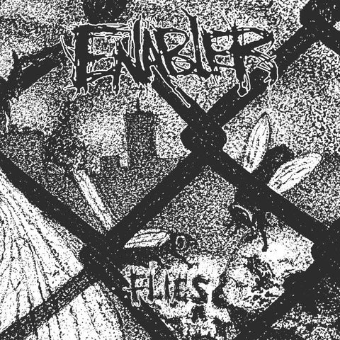 "Enabler - Flies (Black 12"" EP)"