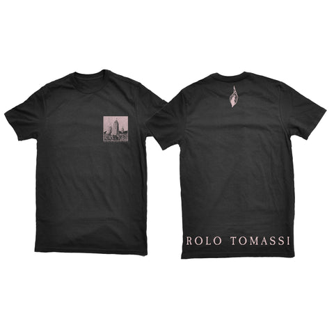Rolo Tomassi - Time Will Die And Love Will Bury It shirt