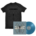 Ohhms 'Close' LP + shirt PREORDER