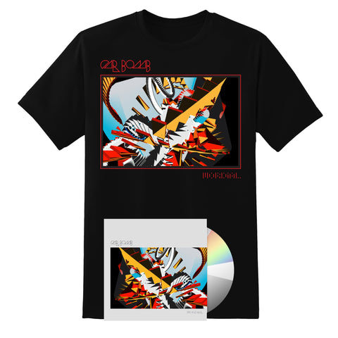 Car Bomb 'Mordial' shirt + CD