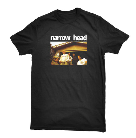Narrow Head - 12th House Rock shirt PREORDER