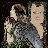 envy - The Fallen Crimson - Smoke vinyl 2LP (PELAGIC RECORDS)