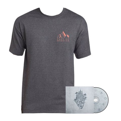 Fall Of Messiah - Senicarne CD + T-Shirt bundle PRE-ORDER