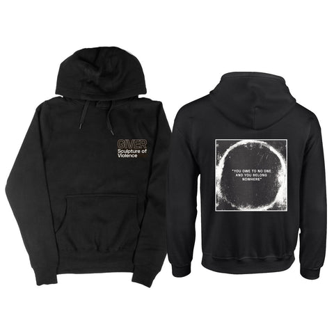 Giver - Sculpture Of Violence hoodie