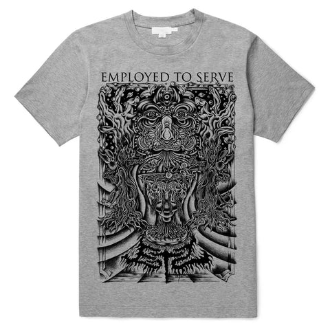 Employed To Serve - Greyer Than You Remember shirt