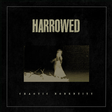 Harrowed - Chaotic Nonentity black vinyl LP (FEAST OF TENTACLES / SUPERFI RECORDS)