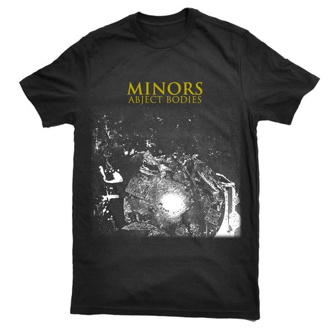 Minors - Abject Bodies shirt