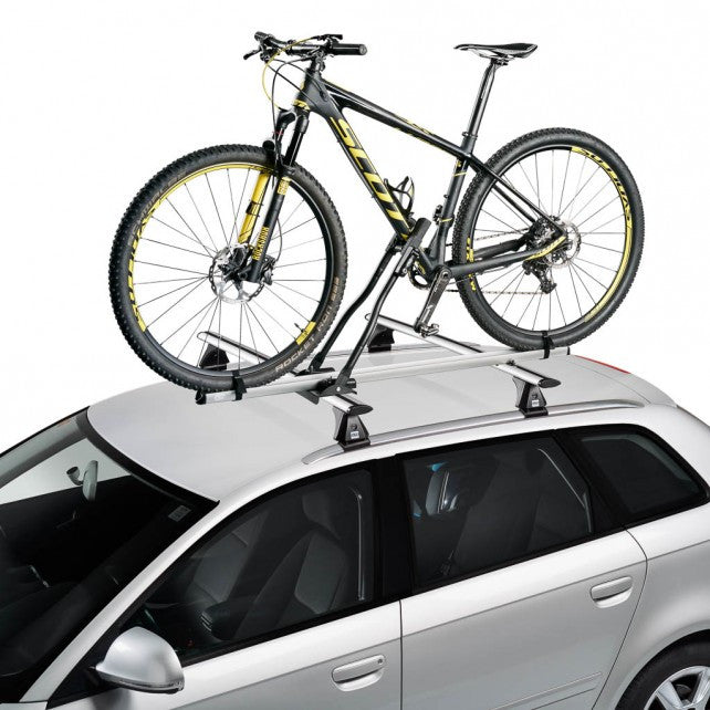 CRUZ Race Bike Carrier Silver 4 pack 940-014