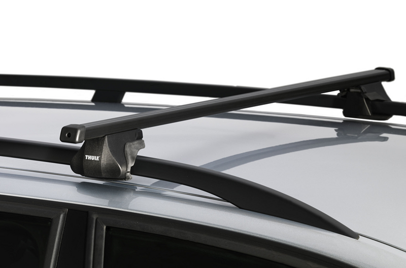 Thule Smartrack Roof Rack For Rasied Rails 118cm Bars 784000