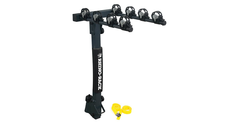 Rhino Rack 4 Bike Carrier (Towball Mount) RBC008