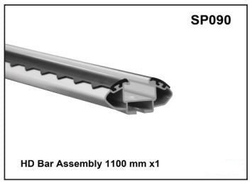 Whispbar HD Bar Assembly 110cm x1 YSP090