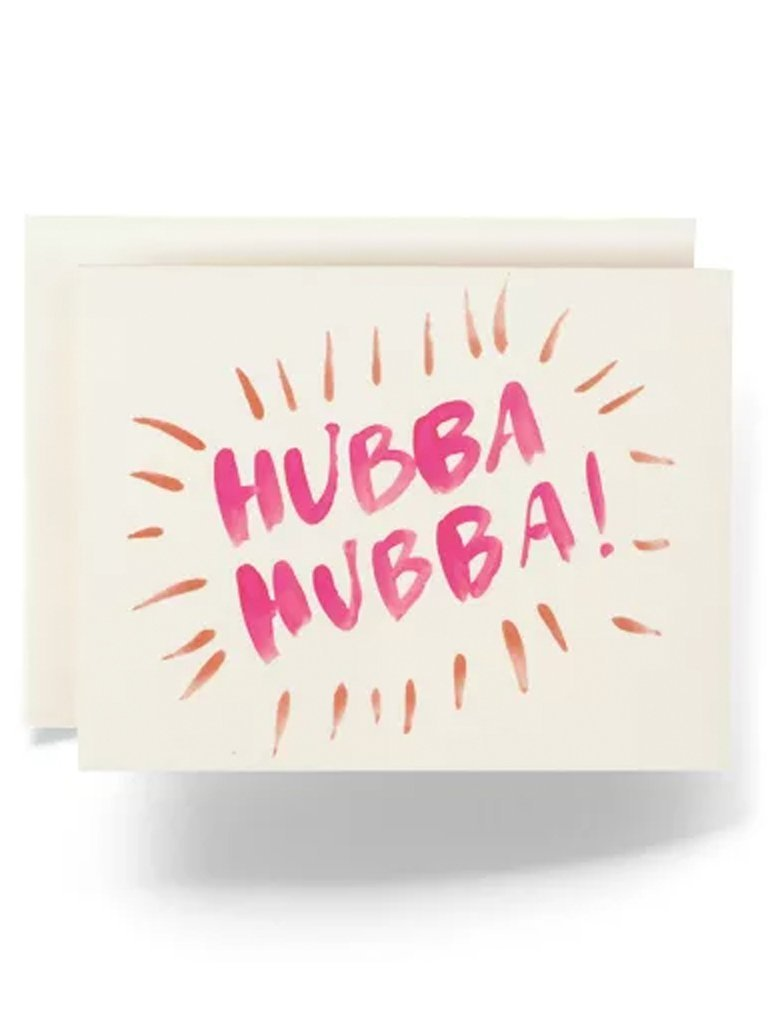 Antiquaria Greeting Card Hubba Card